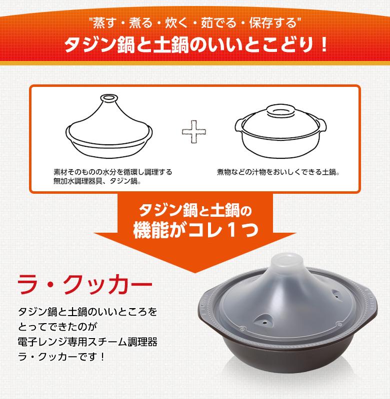 タジン鍋と土鍋のいいとこどり!