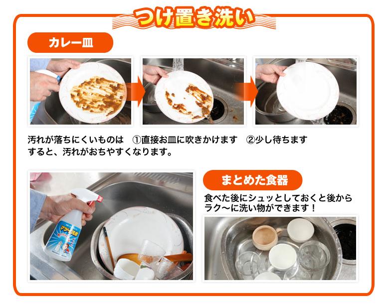 マツイ洗剤 使い方ガイド
